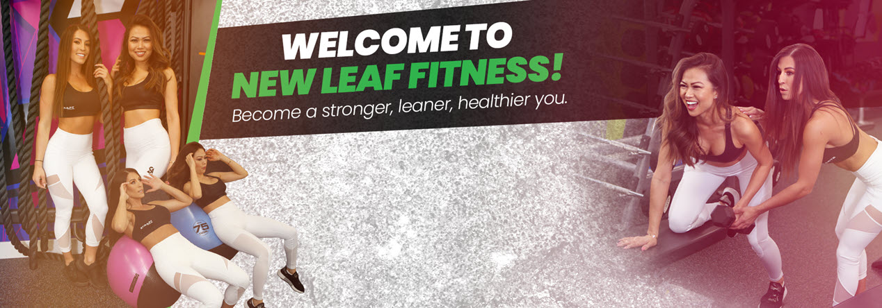 Welcome to New Leaf Fitness
