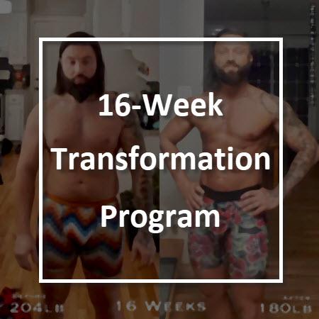16-Week Transformation Program